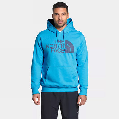 The North Face Half Dome Pullover Hoodie Ethereal Blue