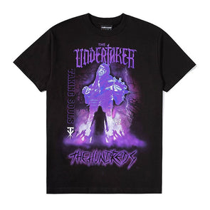 The Hundreds X WWE Undertaker T-Shirt Black