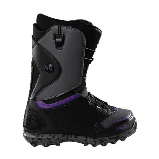 ThirtyTwo 2011 Men's Lashed Fast Track Black/Purple - Xtreme Boardshop