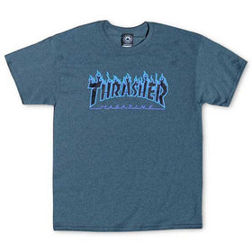 Thrasher Flame Dark Heather