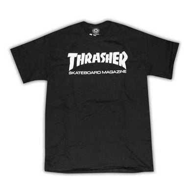 Thrasher Skate Mag Black - Xtreme Boardshop