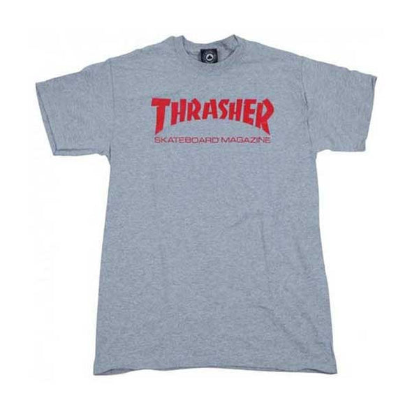 Thrasher Skate Mag Heather Grey - Xtreme Boardshop