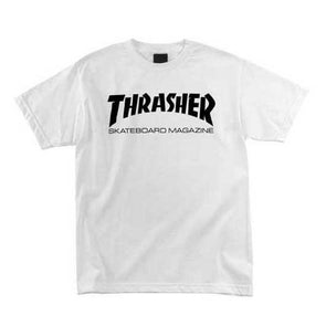 Thrasher Skate Mag White - Xtreme Boardshop