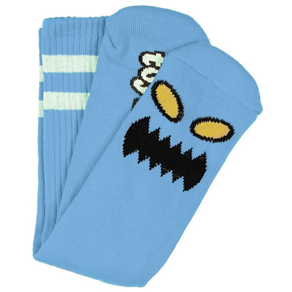 Toy Machine Monster Sock Sky Blue