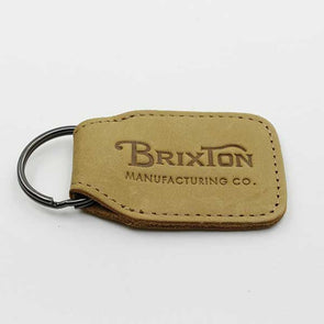 Brixton Tribute Keychain Natural - Xtreme Boardshop