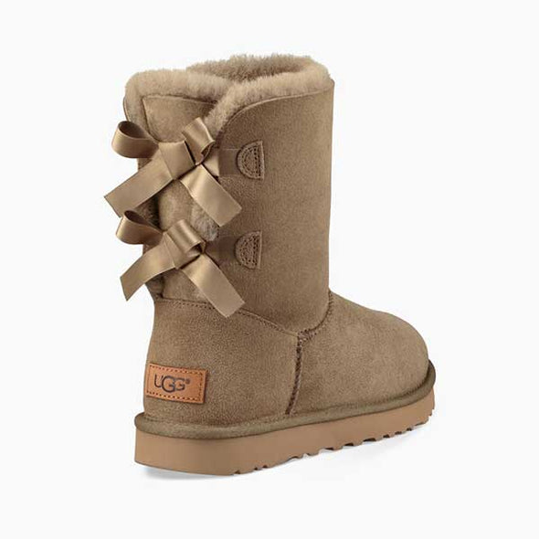 UGG Women's Bailey Bow II Boot (1016225) Antilope