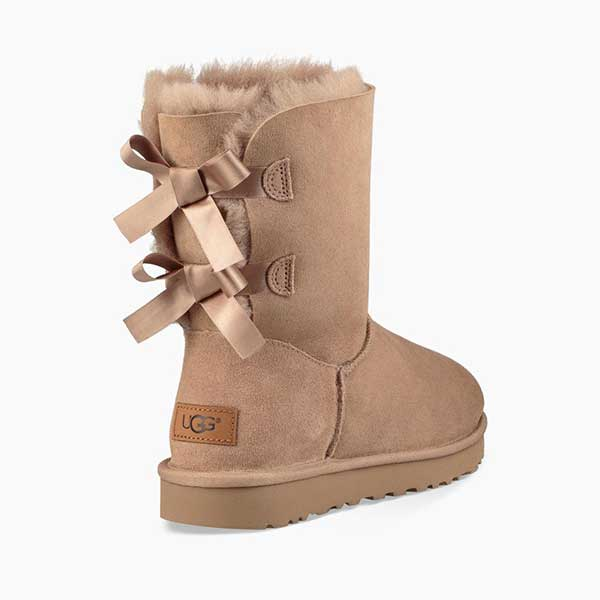 c5fd137a91 UGG Women s Bailey Bow II Boot (1016225) Fawn – Xtreme Boardshop