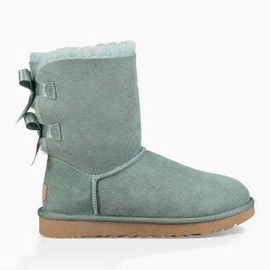 UGG Women's Bailey Bow II Boot (1016225) Sea Green