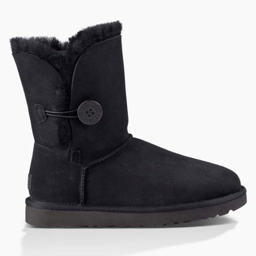 UGG Women's Bailey Button II (1016226) Black - Xtreme Boardshop