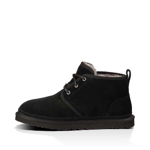 UGG Men's Neumel Suede (3236) Black - Xtreme Boardshop