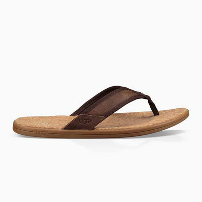 UGG Men's Seaside Flip Flop (1020073) Chestnut - Xtreme Boardshop