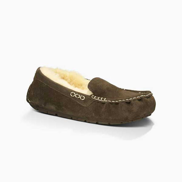UGG Women's Ansley Slipper (3312) Chocolate - Xtreme Boardshop