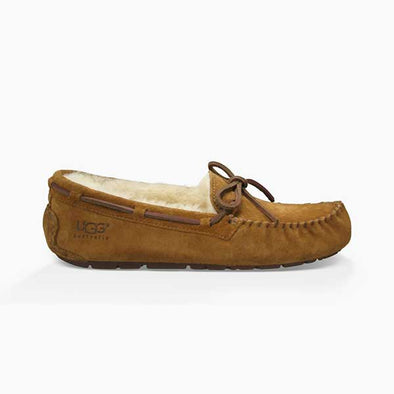 UGG Women's Dakota Slipper (5612) Chestnut - Xtreme Boardshop