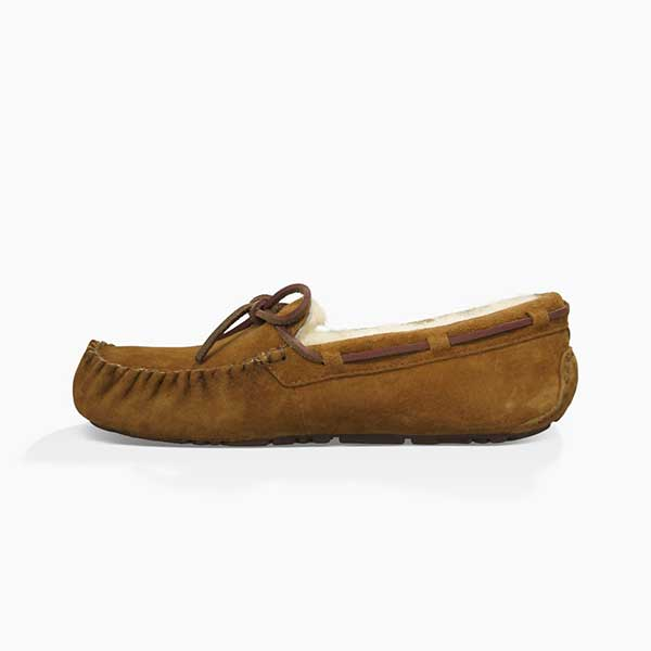 880c37fefb8 UGG Women's Dakota Slipper (5612) Chestnut