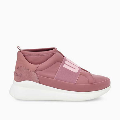 UGG Women's Neutra Neoprene Sneaker (1095097) Pink Dawn