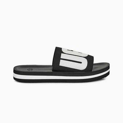 UGG Women's Zuma Graphic Slide (1099833) Black