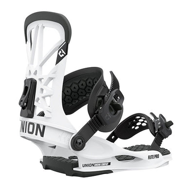 Union Binding 2021 Men's Flite Pro White