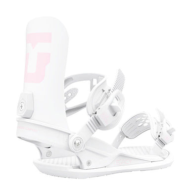 Union Binding 2021 Women's Legacy White (Team Highback)