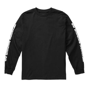 Union UBC Long Sleeve Black