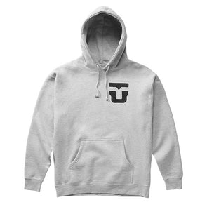Union Team Hoodie Heather Grey