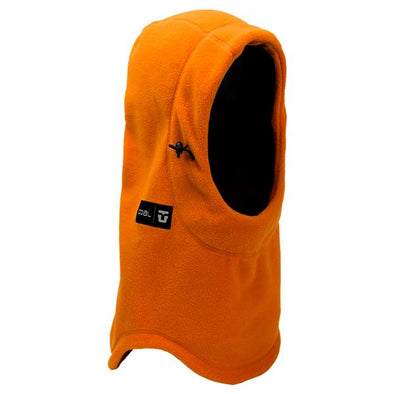 Union x Coal Fleece Hood Orange