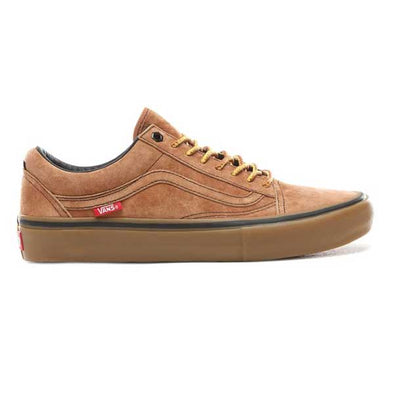 Vans X Anti Hero Old Skool Pro Cardiel/Camel