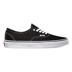 Vans Authentic Black - Xtreme Boardshop