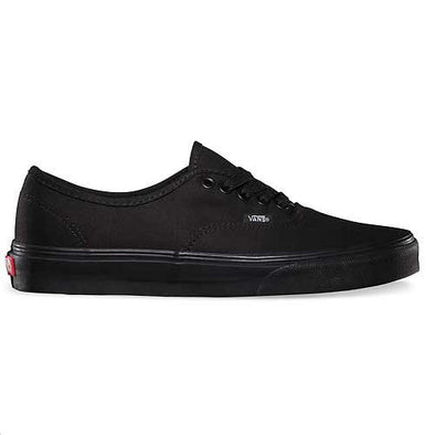 Vans Authentic Black/Black - Xtreme Boardshop (XBUSA.COM)