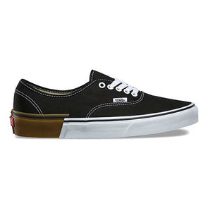 Vans Authentic Gum Block Black