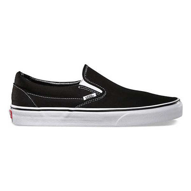 Vans Classic Slip-On Black - Xtreme Boardshop (XBUSA.COM)