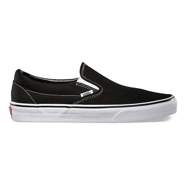 Vans Classic Slip-On Black - Xtreme Boardshop