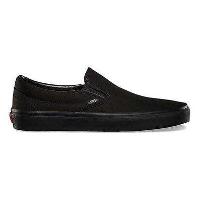 Vans Classic Slip-On Black/Black - Xtreme Boardshop (XBUSA.COM)