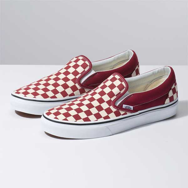 355dc9168166 Vans Slip-On Checkerboard Rumba Red True White – Xtreme Boardshop