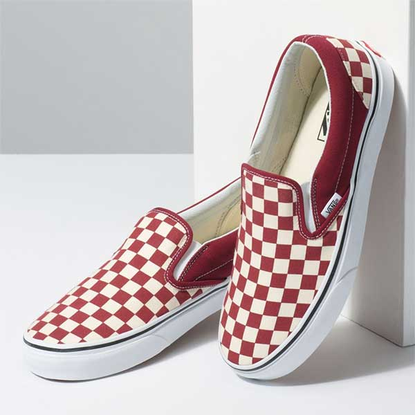 e02284a5be74 Vans Slip-On Checkerboard Rumba Red True White – Xtreme Boardshop ...