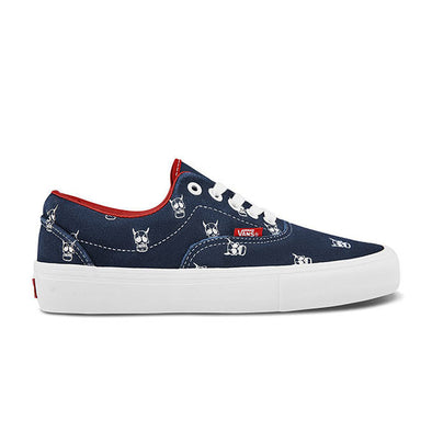 Vans Era Pro Kader Sylla Navy/Red