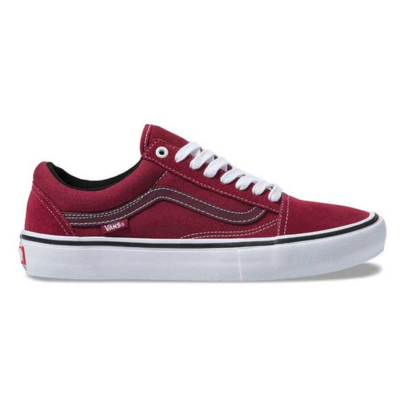 Vans Old School Pro Rumba Red/True White