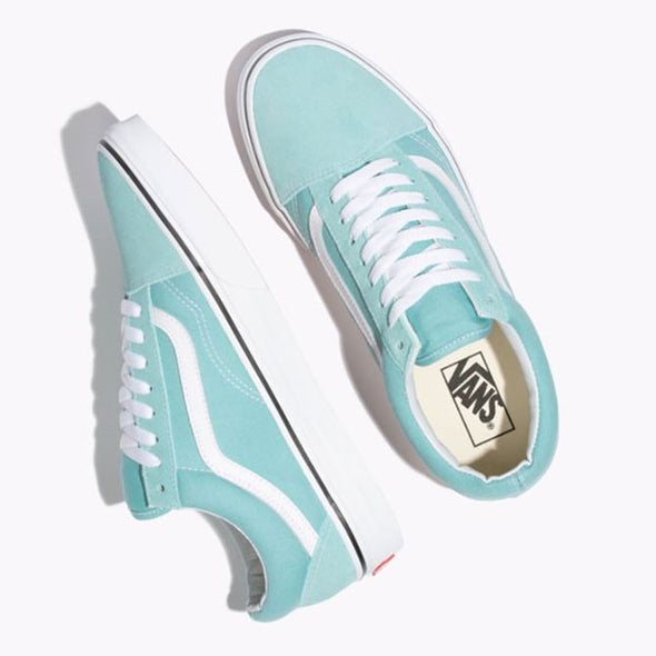Vans Old Skool Aqua Haze/True White