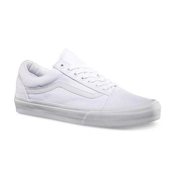 Vans Old Skool Canvas True White - Xtreme Boardshop