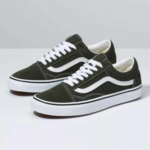 Vans Old Skool Forest Night/True White