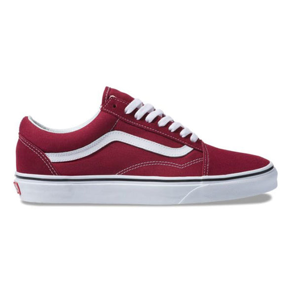 Vans Old Skool Rumba Red/True White