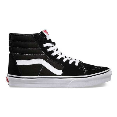 Vans Sk8-Hi Black/White - Xtreme Boardshop