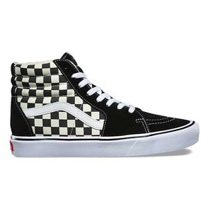 Vans Sk8-Hi Lite Checkerboard Black/White - Xtreme Boardshop