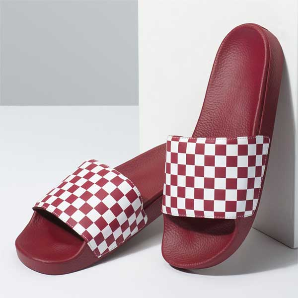 ffbc3a59a166 Vans Slide-On Checkerboard Rumba Red White – Xtreme Boardshop (XBUSA ...