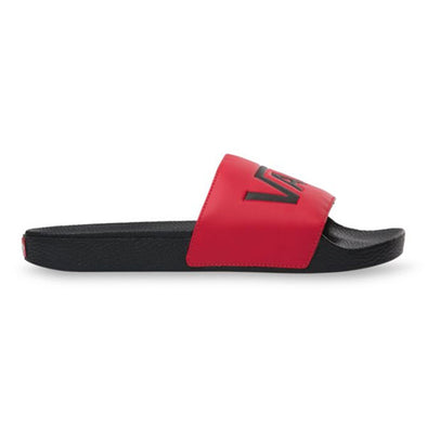 Vans Slide-On Vans Red/Black