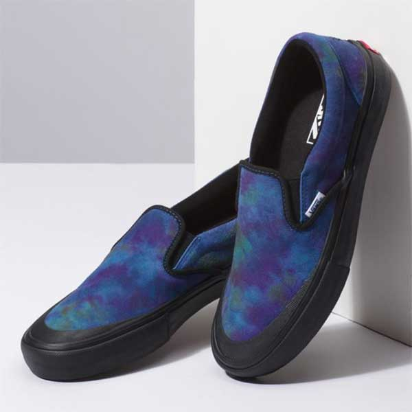 7bef483a12fb79 Vans Slip-On Pro Ronnie Sandoval Northern Lights Black – Xtreme ...