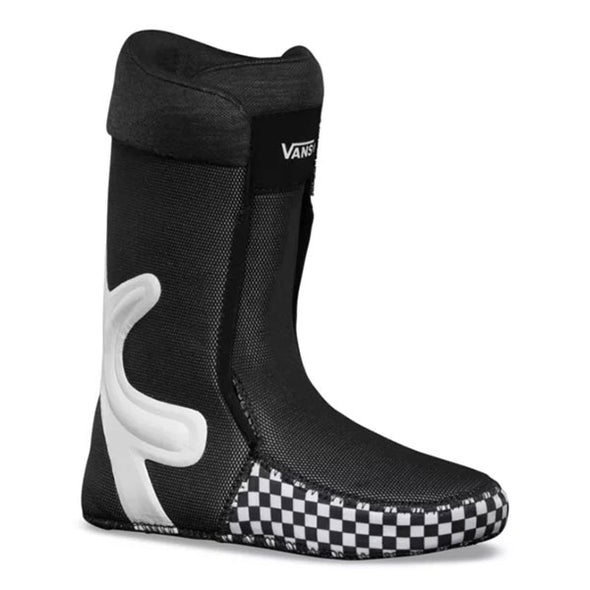 Vans 2021 Women's Encore Pro Snowboard Boot Black/Irridescent