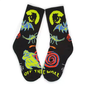 Vans x Disney Crew Sock The Nightmare Before Christmas/Oogie Boogie