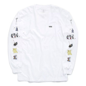 Vans x Disney Long Sleeve T-Shirt The Nightmare Before Christmas/Characters