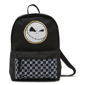Vans x Disney Mini Backpack The Nightmare Before Christmas/Jack Check