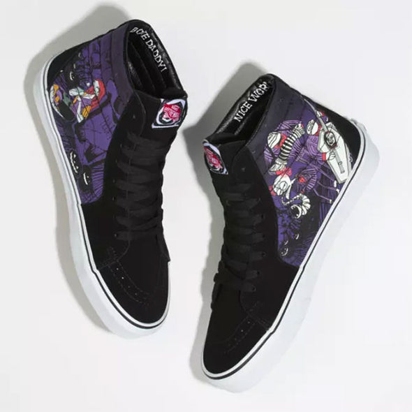 Vans x Disney Sk8-Hi The Nightmare Before Christmas/Jack's Lament